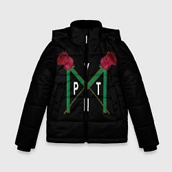 Куртка зимняя для мальчика Пайтон Мурмайер цвета 3D-черный — фото 1