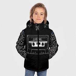 Куртка зимняя для мальчика Loading цвета 3D-черный — фото 2