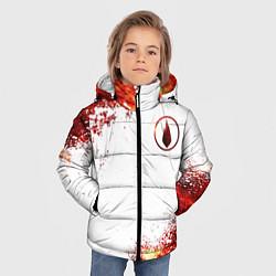 Куртка зимняя для мальчика Thousand Foot Krutch цвета 3D-черный — фото 2