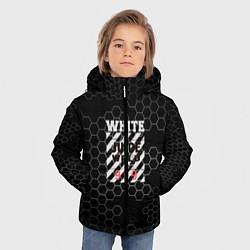 Детская зимняя куртка для мальчика с принтом Juice WRLD, цвет: 3D-черный, артикул: 10213869106063 — фото 2