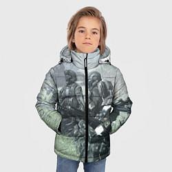 Куртка зимняя для мальчика Halo 2 Z цвета 3D-черный — фото 2