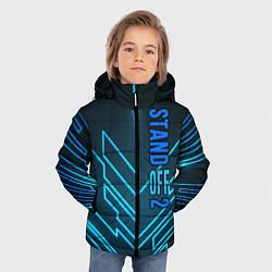 Куртка зимняя для мальчика Standoff 2 цвета 3D-черный — фото 2