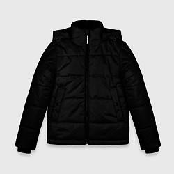 Куртка зимняя для мальчика ЧЁРНАЯ МАСКА цвета 3D-черный — фото 1