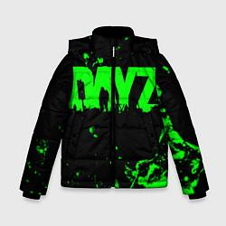 Детская зимняя куртка для мальчика с принтом Dayz, цвет: 3D-черный, артикул: 10287511106063 — фото 1