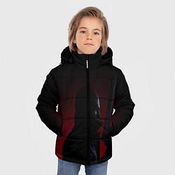 Куртка зимняя для мальчика HiTmaN 3 цвета 3D-черный — фото 2