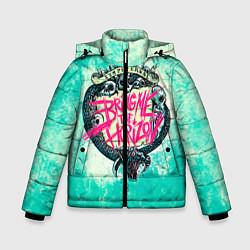 Куртка зимняя для мальчика BMTH: Sempiternal цвета 3D-черный — фото 1