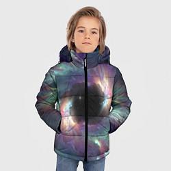 Куртка зимняя для мальчика Star light space - фото 2