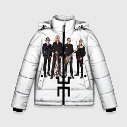 Зимняя куртка для мальчика Группа Пикник