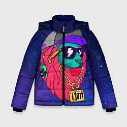 Зимняя куртка для мальчика Лев SWAG