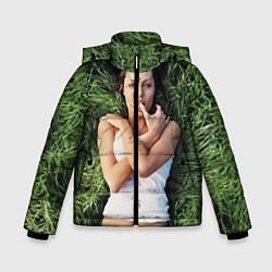 Зимняя куртка для мальчика Анджелина Джоли