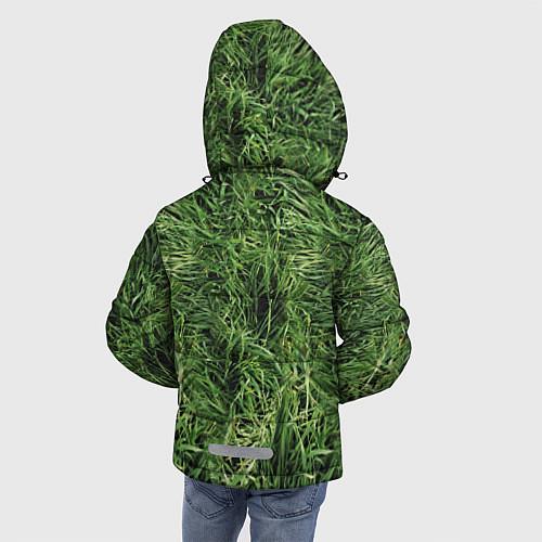 Зимняя куртка для мальчика Анджелина Джоли / 3D-Черный – фото 4