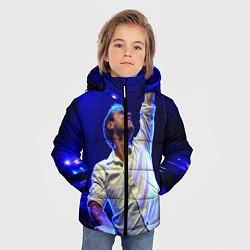 Куртка зимняя для мальчика Armin Van Buuren цвета 3D-черный — фото 2