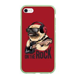 Чехол iPhone 6 Plus/6S Plus матовый On the rock