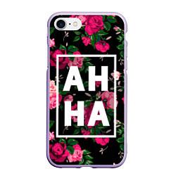 Чехол iPhone 7/8 матовый Анна