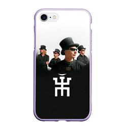 Чехол iPhone 7/8 матовый Пикник