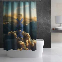 Шторка для душа The XX цвета 3D-принт — фото 2