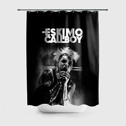 Шторка для душа Eskimo Callboy цвета 3D-принт — фото 1