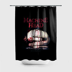 Шторка для душа Machine Head: Catharsis цвета 3D — фото 1