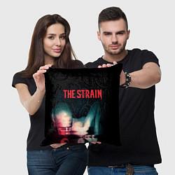 Подушка квадратная The Strain: Madness цвета 3D-принт — фото 2