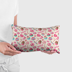 Подушка-антистресс Радости для сладости цвета 3D — фото 2