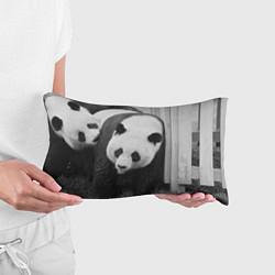 Подушка-антистресс Большая панда цвета 3D — фото 2
