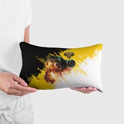 Подушка-антистресс Имперский медведь цвета 3D — фото 2