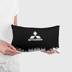 Подушка-антистресс Mitsubishi: Black Side цвета 3D-принт — фото 2
