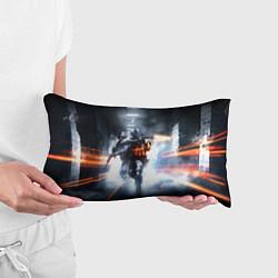 Подушка-антистресс Battlefield цвета 3D — фото 2