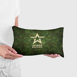 Подушка-антистресс Армия России цвета 3D-принт — фото 2