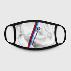 Маска для лица BMW Motorsport: White Carbon цвета 3D — фото 2