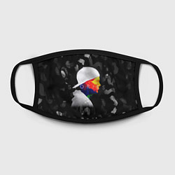 Маска для лица Avicii: Stories цвета 3D-принт — фото 2