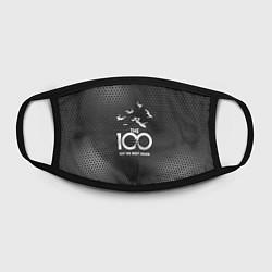 Маска для лица The 100 цвета 3D-принт — фото 2