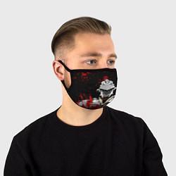 Маска для лица Убийца Гоблинов цвета 3D — фото 1