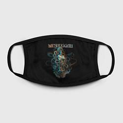 Маска для лица Meshuggah: Violent Sleep цвета 3D-принт — фото 2
