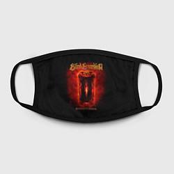 Маска для лица Blind Guardian цвета 3D-принт — фото 2
