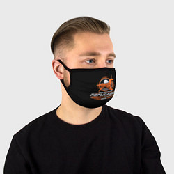 Маска для лица Replicants цвета 3D — фото 1