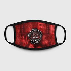 Лицевая защитная маска с принтом True Man's Sport акварель, цвет: 3D, артикул: 10204439505881 — фото 2