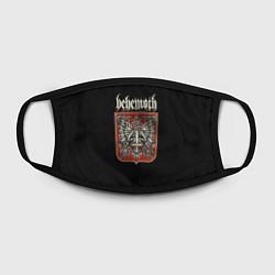 Маска для лица Behemoth цвета 3D-принт — фото 2