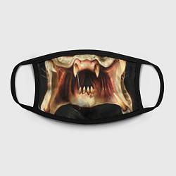 Маска для лица Predator цвета 3D — фото 2