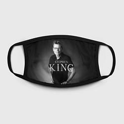 Маска для лица Стивен Кинг цвета 3D-принт — фото 2