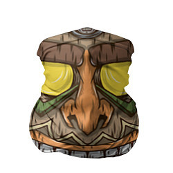 Бандана-труба Aku-Aku (Crash Bandicoot) цвета 3D-принт — фото 1