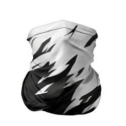 Бандана-труба Black & white цвета 3D — фото 1