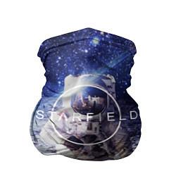 Бандана-труба Starfield: Astronaut цвета 3D — фото 1