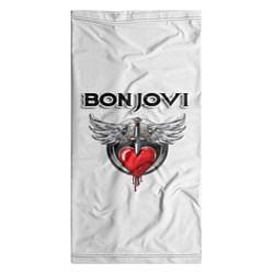 Бандана-труба Bon Jovi цвета 3D — фото 2