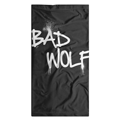 Бандана-труба Bad Wolf цвета 3D — фото 2