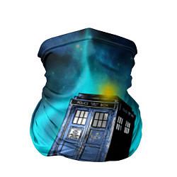 Бандана-труба Doctor Who цвета 3D — фото 1