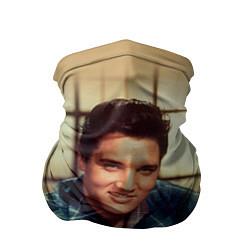 Бандана-труба Элвис Пресли цвета 3D — фото 1