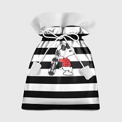 Мешок для подарков Vans Doggy цвета 3D-принт — фото 1