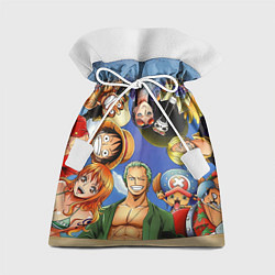 Мешок для подарков One Piece цвета 3D — фото 1