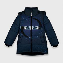 Куртка зимняя для девочки Evanescence Eyes - фото 1